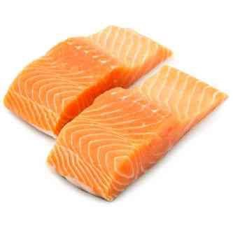 Salmon Steak Fresh