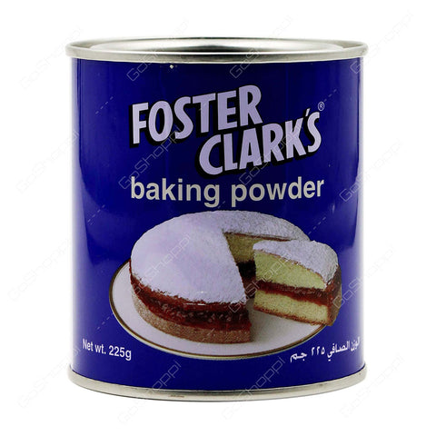 Baking powder Foaster clark 225gm