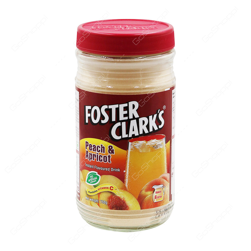 Juice Powder Peach & apricot  Foster Clarks