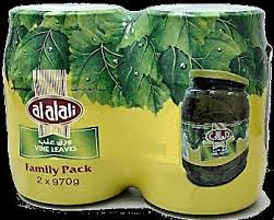 Vine Leaves Turkey Family Pack 2's - 970gm