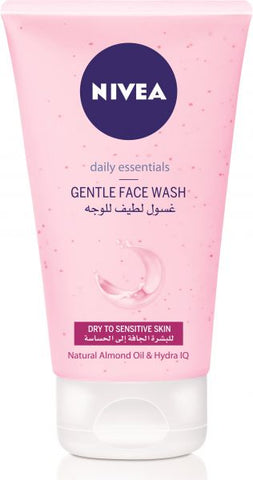 Nivea Gentle Face Wash 150ml