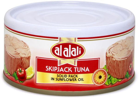 AL ALALI Skipjack Tuna In Sunflower Oil - MarkeetEx