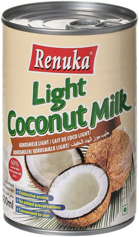 Renuka Coconut Milk Light 400ml