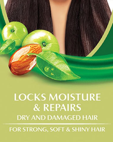 Dabur Amla Gold Hair Oil-Dry & Damaged Hair 200 ml - - MarkeetEx