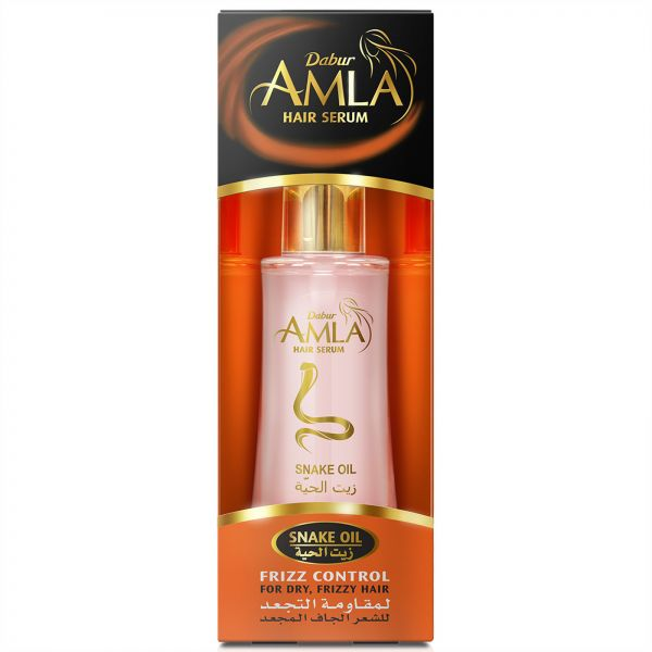 Amla Hair Snake Serum 50ml - Frizz Control