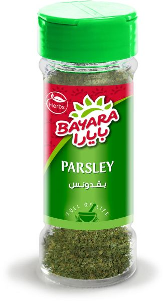 Bayara Parsley 100ml - بقدونس مجفف بيارا