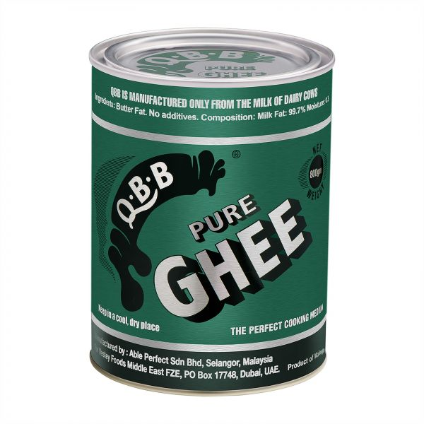 QBB Pure Ghee 800g - سمن أصلي