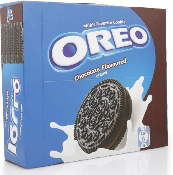 OREO Chocolate Flavoured Creme16pcs Pack