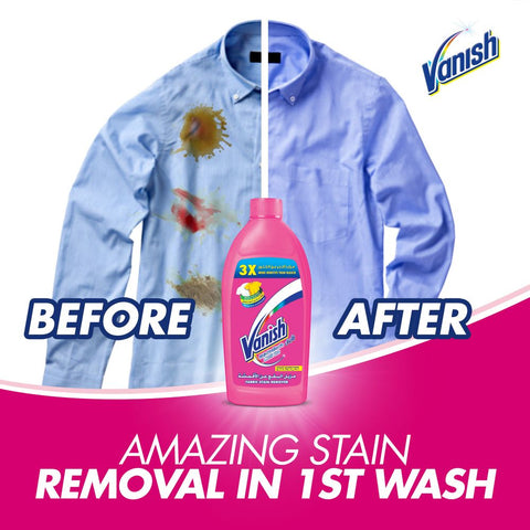 Vanish Multi Use Fabric Stain Remover 3 liter - سائل فانيش