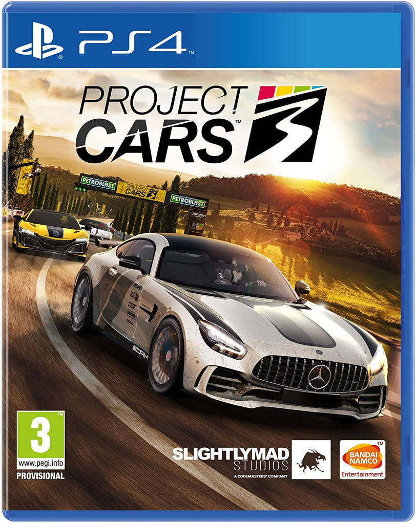 Ps4 Project Cars 3 - MarkeetEx
