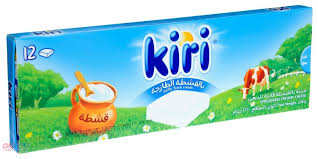 Kiri Cream Cheese - جبنة كيري بالقشطة