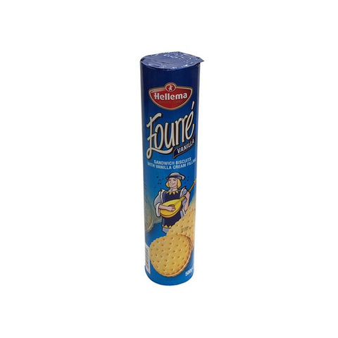 Biscuit Hellema Fourre 500gm