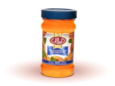 Al AlAli  Light Jam - 340gm - MarkeetEx