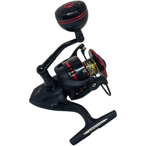 AJIKING BLACK BULL REEL 5000