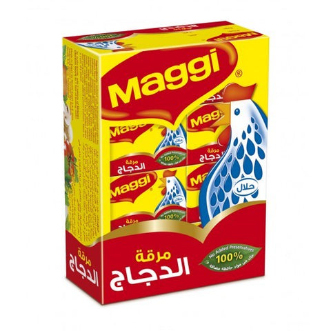 Chicken Stock Cubes Maggi  24 Pieces pack