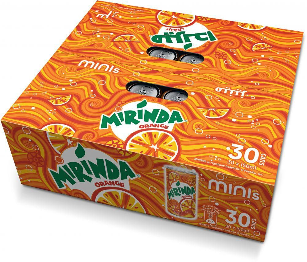 Mirinda Can Small - ميرندا حجم صغير
