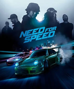 Used Need For Speed Game - PS4 Edition 2015 - MarkeetEx