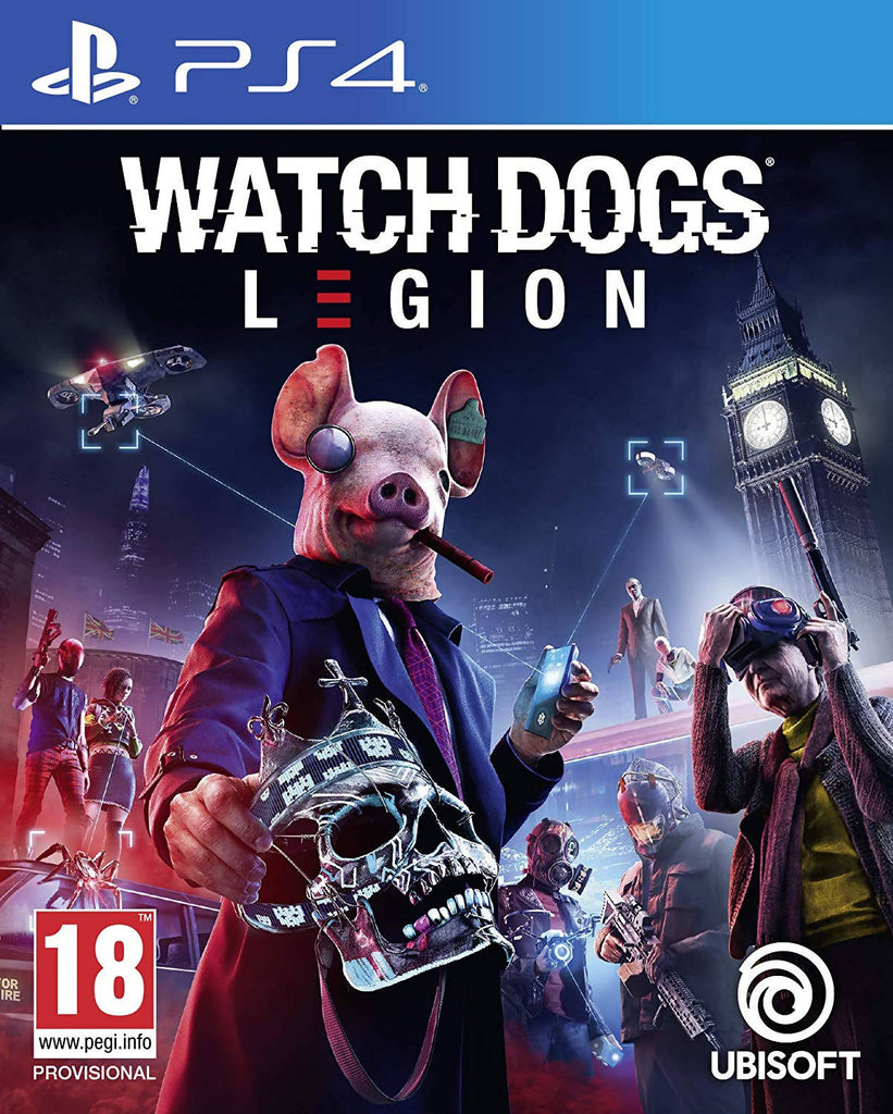 PS4/PS5 WATCH DOGS LEGION - MarkeetEx