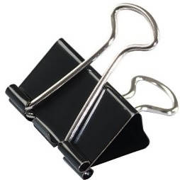 Binder Clips 25mm - MarkeetEx