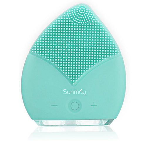 Sunmay Leaf - Sonic Facial Cleansing Brush