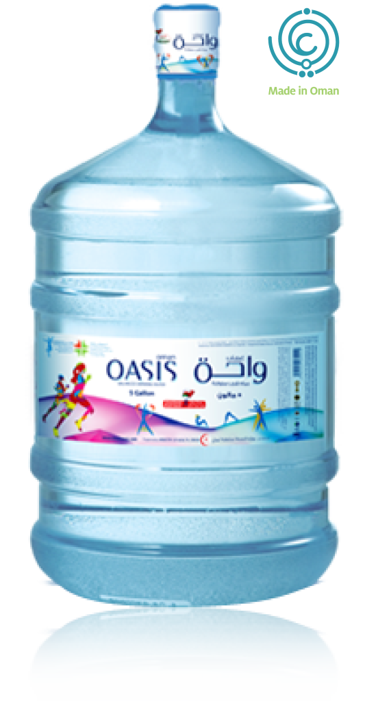 OMAN OASIS WATER 5 GALLON - Refill Subscription - MarkeetEx