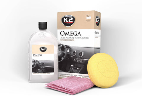 K2 Omega Dash Board Cleaner & Shine