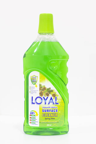 Loyal Surface cleaner ( Spring Time ) 800ml