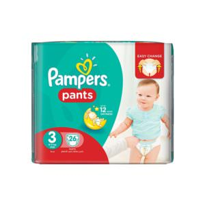 Pampers Pants Stage 3 - 26 Diapers-36-B