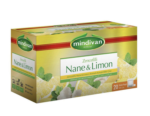 Ginger Mint Lemon Tea 1.5g*20