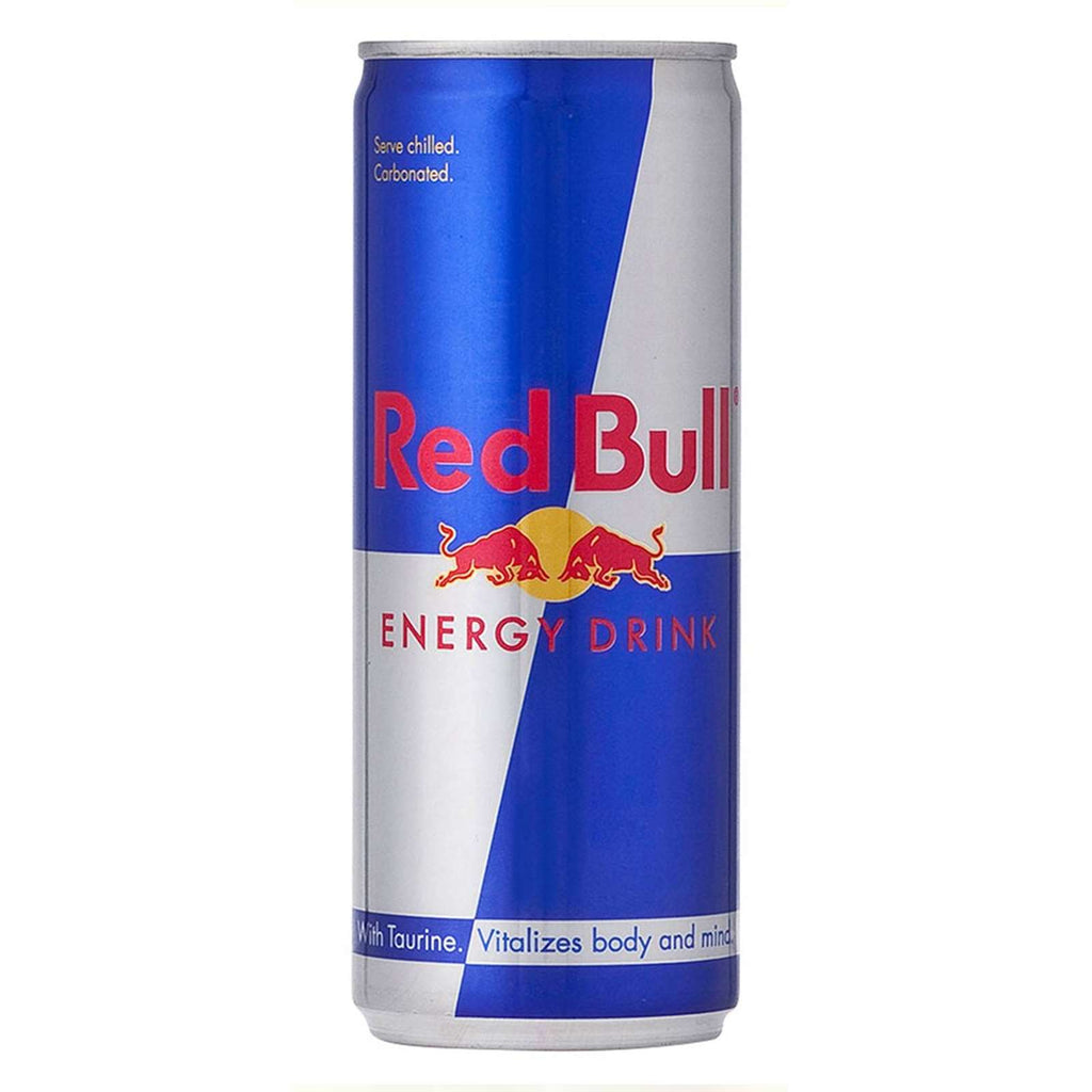 Red Bull Regular - MarkeetEx