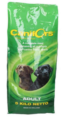 Canifors - Dog : kibbles Adults 5 KG - MarkeetEx