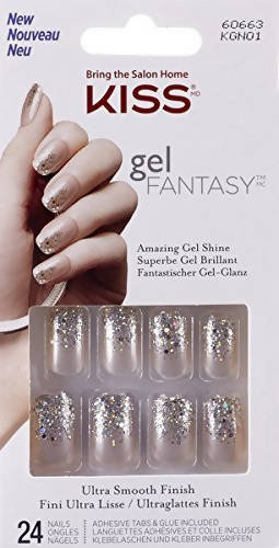 KISS Gel Fantasy - Fanciful Medium Length