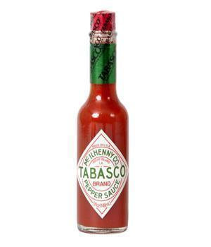 TABASCO RED PEPPER SAUCE 3.7ML