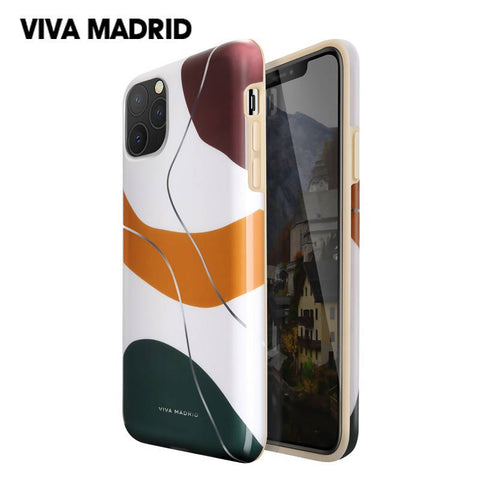 Viva Madrid Meandro Back Case for Iphone 11 Pro -Multi color - MarkeetEx