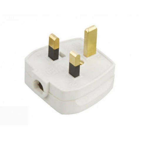 13A 3 PIN TOP PLUG - ELITE ENGLAND
