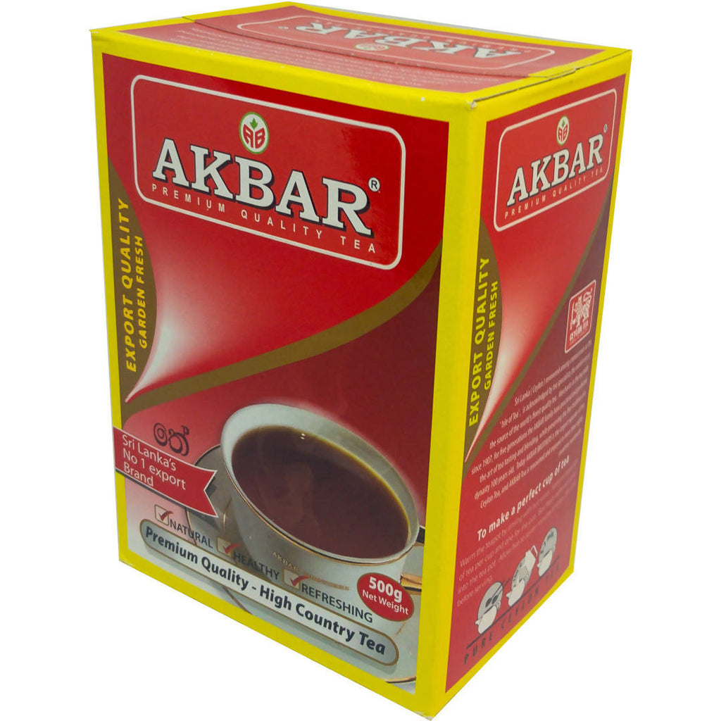Akbar ceylon Tea powder -500g - MarkeetEx
