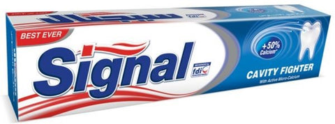 Signal Toothpaste 120ml- معجون أسنان سيجنال