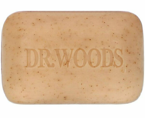 DR. WOODS : English Rose Soap, Exfoliating Skin Lightening, (149 g)