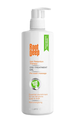 Root Deep Pre-treatment Oil For Hair loss 500 ml - MarkeetEx