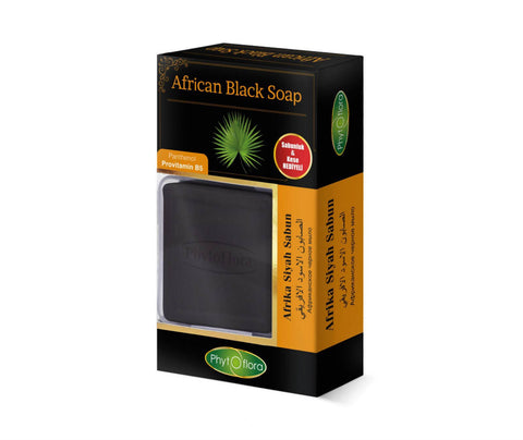 African Black Extract Soap 125g
