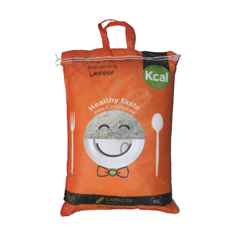 10 KG CARBO 28 1121 Basmati Rice - MarkeetEx