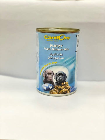 Canifors -Puppy : Triple Balance Mix 410 GM - MarkeetEx
