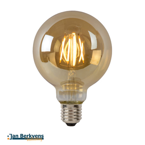 Led Lamp 9,5 cm decoratief Amber