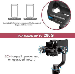 Smart Bluetooth Handheld BS3 Stabilizer