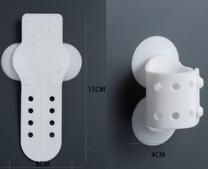 Mit™ Superior Quality Shower Holder - Silicone (Buy 1 Get 1 Free)
