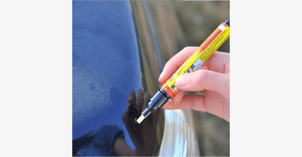 Universal Car Scratch Repair Pen-Shark Find