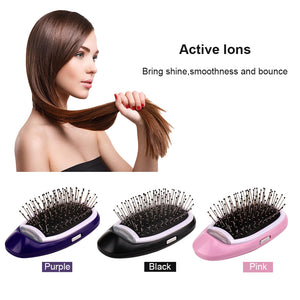 Zap-Frizz™ Ionic Hair Brush