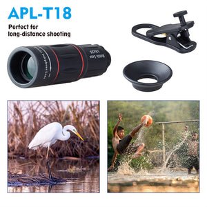 HD-T18X Mobile Monocular Telescope