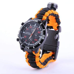 Patriot™: The Military Survivalist Watch-Shark Find