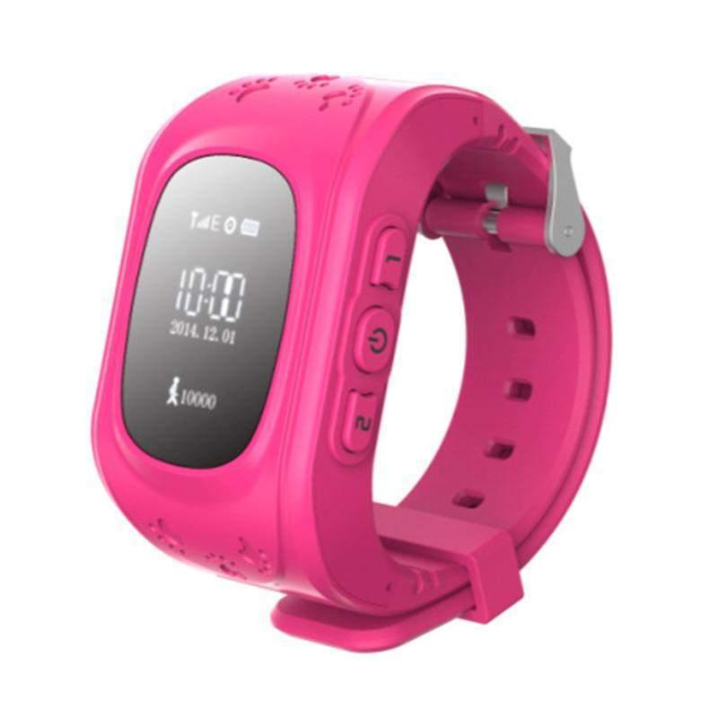 GPS Kid Tracker Smart Wristwatch-Shark Find